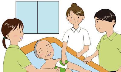 看護師の介護